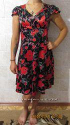 Замечательное легкое платьице