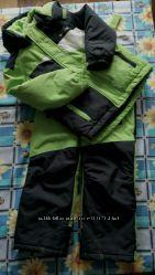 Курточка и полукомбинезон термо зима CHICCO рост110 на 5 лет