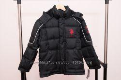 Детская зимняя куртка U. S. POLO ASSN
