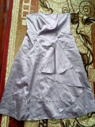 Нарядное вечернее платье Размер 48-50 Цвет лиловий