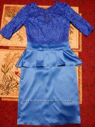 Новое нарядное вечернее коктельное платье