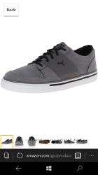 Туфли-кеды для мальчика Пума