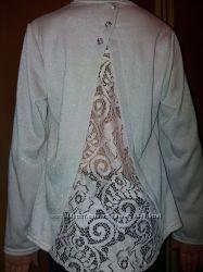 Очень красивые нарядные кофточки Пудра