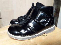 Лаковые ботинки р. 30 Lapsi ортопедические