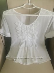 Блузка бренда Kira Plastinina оригинал XS, S
