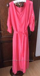 Платье шелковое Италия новое р. M - L
