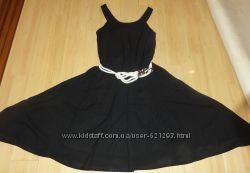 Платье, сарафан чёрные р. М-L