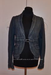 Пиджак джинсовый Италия р. 42