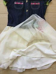 Плаття для дівчинки в гарному стані