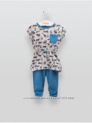 Детский летний костюм для девочки КС 556 Бемби, супрем