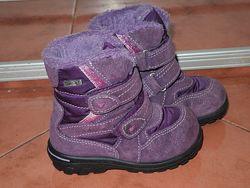 Термо сапоги Skofus Tex, 22 р. 14 см, ботинки на девочку
