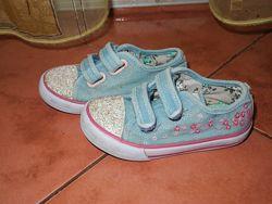 Кеды George 23р 15см мокасины кроссовки туфли на девочку