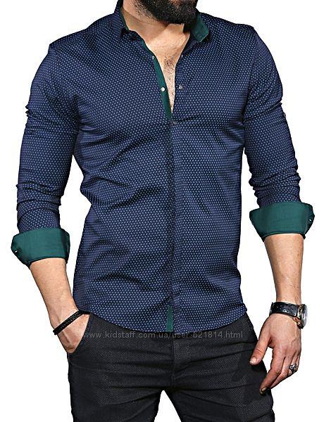 Стильные мужские рубашки-трансформеры.