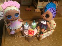 Продам куклу лол конфети Цветочка .