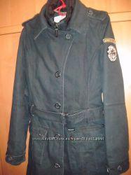 парка куртка джинсовая  брендовая демисезонная