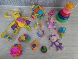 Набор из 12 игрушек canpol, tinylove