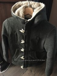 Демисезонная вязаная куртка Zara