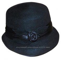 Шикарная фетровая шляпа Стиль Модерн