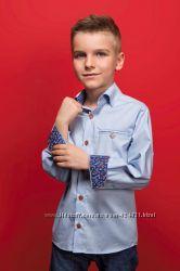 Нарядные рубашки для мальчиков