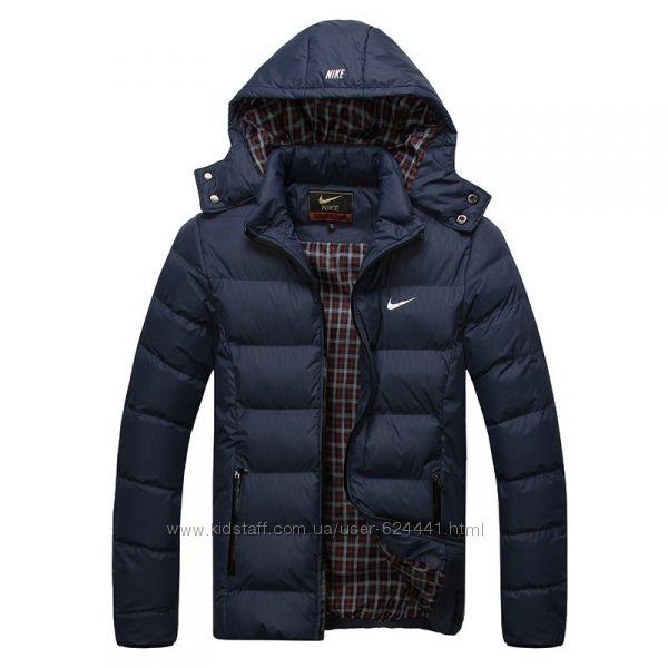 c66026e9 Мужская куртка с капюшоном Nike, 1100 грн. Мужские куртки купить Дрогобыч -  Kidstaff | №24519203