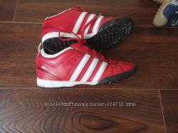 Adidas кроссовки кожаные 29 размер отличное состояние
