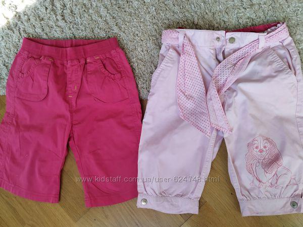 Шорты, капри для девочки 5-6 лет