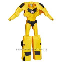 Большой трансформер Bumblebee 27 см, Robots In Disguise Titan Changers