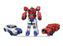 Transformers Robots in Disguise Combiner Force Beeside , Primestrong