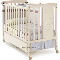 Детская кроватка Micuna Nova, цвет Ivory