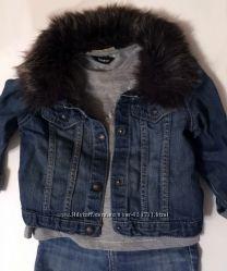 Джинсовый пиджак Crazy 8