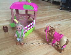 Кукла Evi с Конюшней  Simba