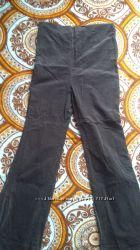 Вельветовые брюки для беременной, L-XL