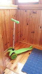 Самокат детский Scooter maxi