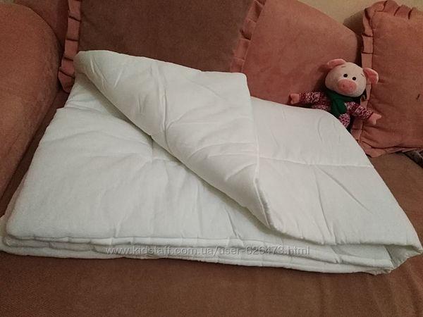 Новое тёплое детское одеяло в детскую кроватку