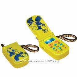 мобильный телефон от Battat - как настоящий