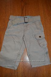 Стильные брюки МЕХХ 6-9 мес состояние новых