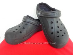 Шлепки Crocs, оригинал р. 37