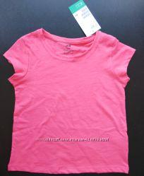 Фирменные футболки H&M, 110, 134