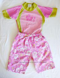 Солнцезащитный SPF костюм Banz 3-4 года