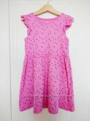 Платье H&M 4-6, 110-116