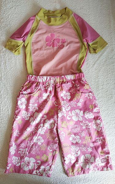 Солнцезащитный SPF костюм 116-122