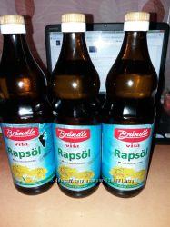 Рапсовое масло с содержанием ОМЕГА 3 в стекл. бутылках 0, 75 л Германия