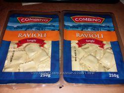 COMBINO вкуснейшие равиоли с грибами 250 г