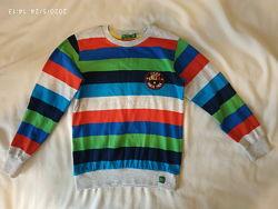 Кофта свитшот Kids Club на мальчика 6-7 лет, рос 116-128 см