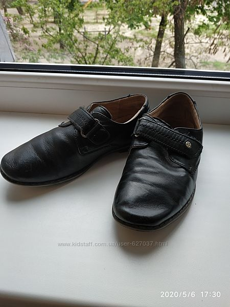 Классические туфли 30 р стелька 20 см