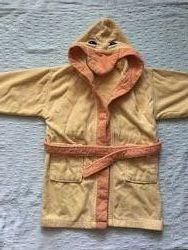 Детский халат 3-5 лет