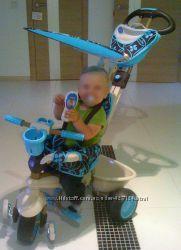Велосипед трехколесный Smart Trike Dream 4 в 1