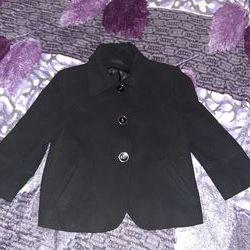 Кашемировый пиджак 44 размер