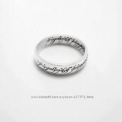 Кольцо Всевластия из серебра