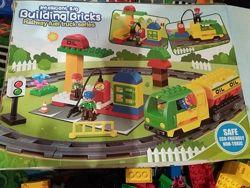 Железная дорога конструктор